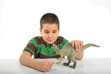 Dinosaur Fan