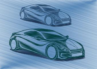 Yarışan otomobiller
