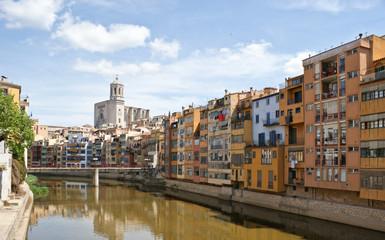 the city of girona