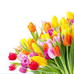Obraz bunter Blumenstrauß - fototapety do salonu