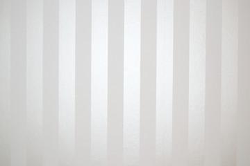 Striped satin background wallpaper - White