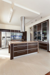 Classy house - contemporary kitchen