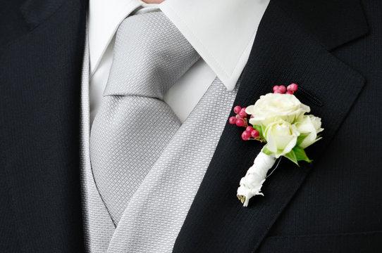 Il vestito dello sposo