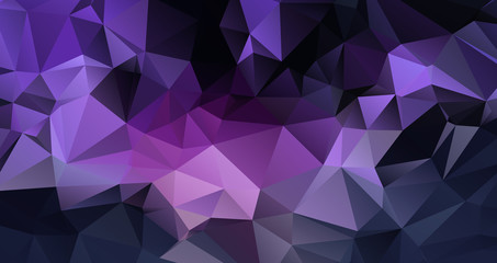 Purple Geometric background vector eps 10