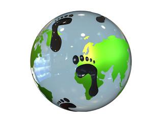 Greenhouse Globe