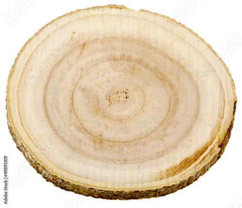 rondelle de bois photo libre de droits sur la banque d. Black Bedroom Furniture Sets. Home Design Ideas