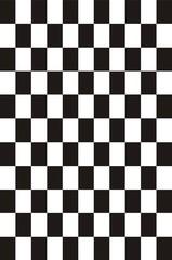 schwarz-weiss-Muster