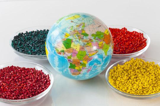World of plastics
