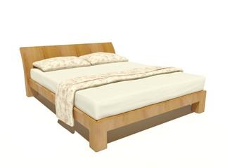 Modernes Bett 5