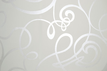Wallpaper / Background - Bright white glowing lines
