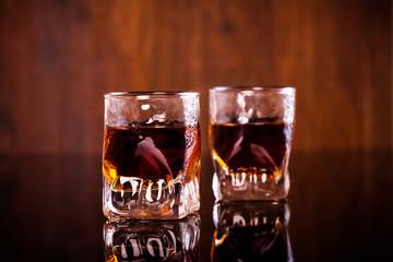 Rum-Gläser