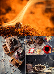 Fototapete - Coffee aroma