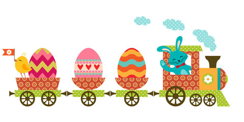Easter train