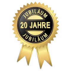 Jubiläum - 20 Jahre