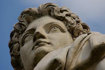 Volto di Statua Roma