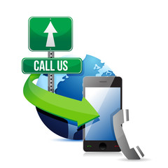 contact us, call or mail