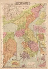 Korea old map