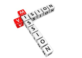 Vision mission of business