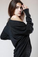 fashion glamour girl