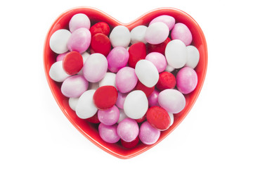 Heart Shaped Candy Dish
