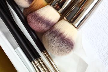 make-up brushes - beauty treatment