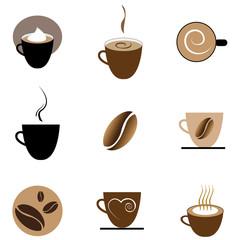 Coffee Symbol Set