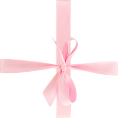 pink bow wrap