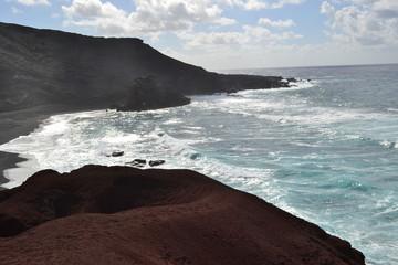 Küste Lanzarote 10
