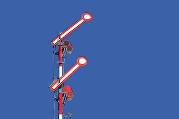 Eisenbahn Signal Fahrt Frei