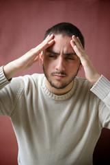 Men with Headache
