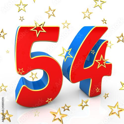 Открытка на день рождения 59 лет 57
