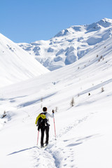 trekking con ciaspole