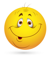 Smiley Vector Illustration - Sonny