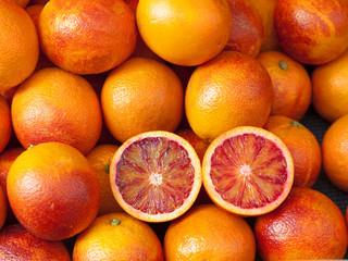 Blut Orangen