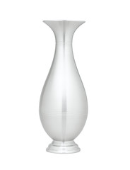A luxury pewter vase for home decoration