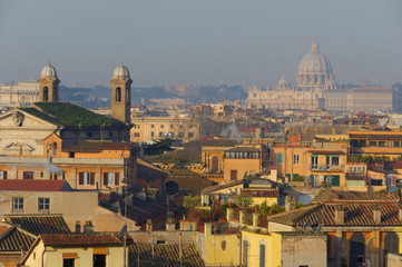 Panoramica Roma Pincio