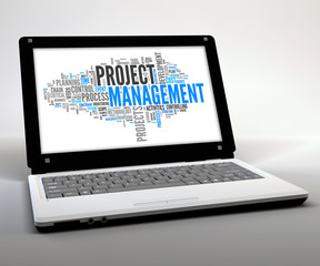 """Mobile Thin Client / Netbook """"Project Management"""""""
