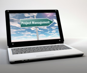 "Mobile Thin Client / Netbook ""Project Management"""