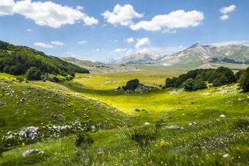 Landscape of Campo Imperatore