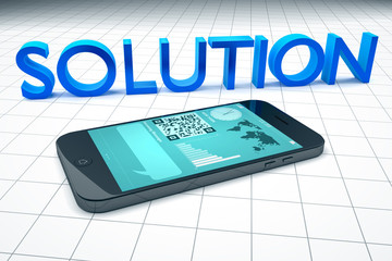 smart phone solution