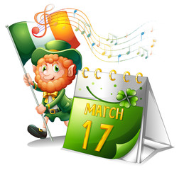 A celebration for St. Patrick