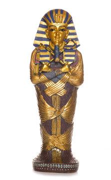 egyptian mummy coffin