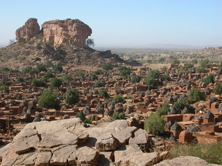 paysage Dogon