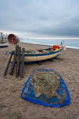 Pesca tradizionale in liguria