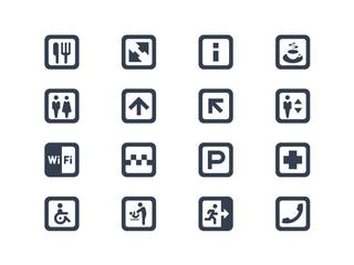 Public symbols