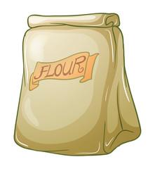 A sack of flour