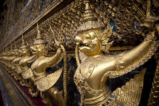 Wat Phra Keo at Grand Palace, Bangkok