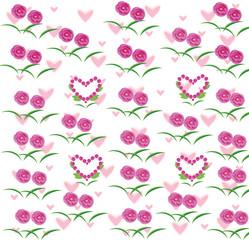 Rose of frame