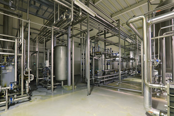 Brewing production - department filtering