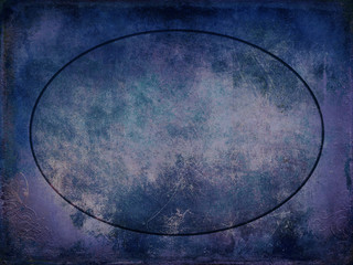 .Grunge frame abstract background